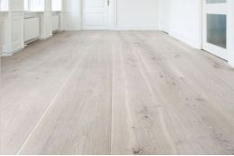 Natural Engineered Oak Pure Hardwax Oiled 16/4mm By 220mm By 1900-2400mm