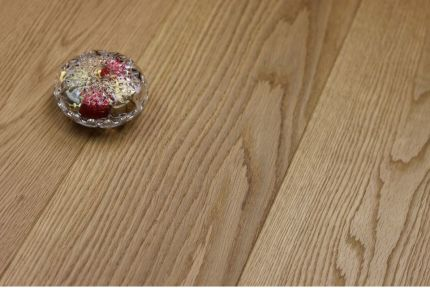 Natural Engineered Flooring Oak Vienna Hardwax Oiled 16/4mm By 220mm By 2120-2400mm