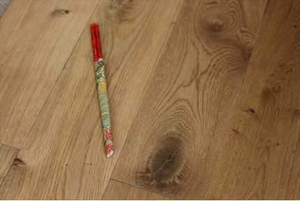 Natural Engineered Oak UV Lacquered 14/3mm By 190mm By 400-1500mm
