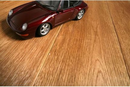 Prime Engineered Oak Click Brushed Oiled 14/3mm By 190mm By 1900mm