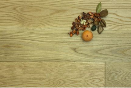 Prime Engineered Oak Click Brushed Oiled 14/3mm By 190mm By 400-1500mm