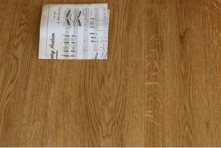 Select Engineered Oak UV Lacquered 15/4mm By 190mm By 1900mm