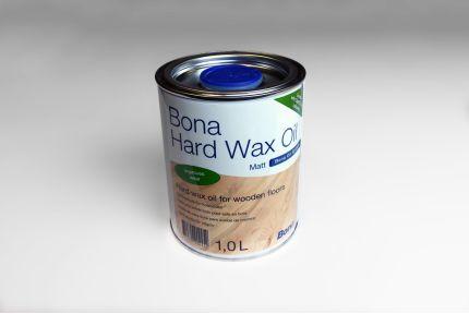 Bona Matt Hard Wax Oil 1 Ltr
