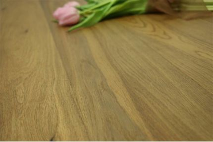 Prime Engineered Flooring Oak Smoked UV Lacquered 14/3mm By 180mm By 1860mm