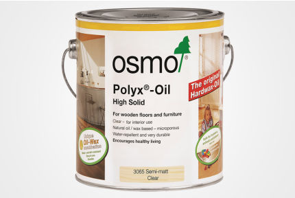 Osmo Matt Hard Wax Oil 2.5Ltr