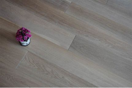 Select Engineered Flooring Oak Click Ceruse Stained Brushed UV Lacquered 14/3mm By 189mm By 1860mm