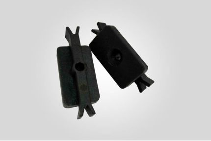 Solid Plastic Clips for Supremo WPC Composite Decking Boards