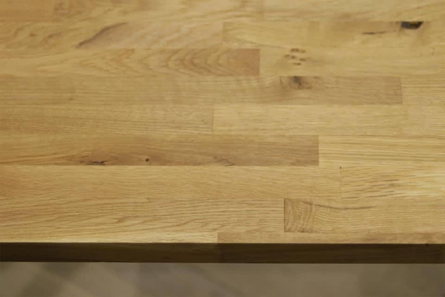 Rustic Oak Worktop 18mm By 1000mm By 2900mm