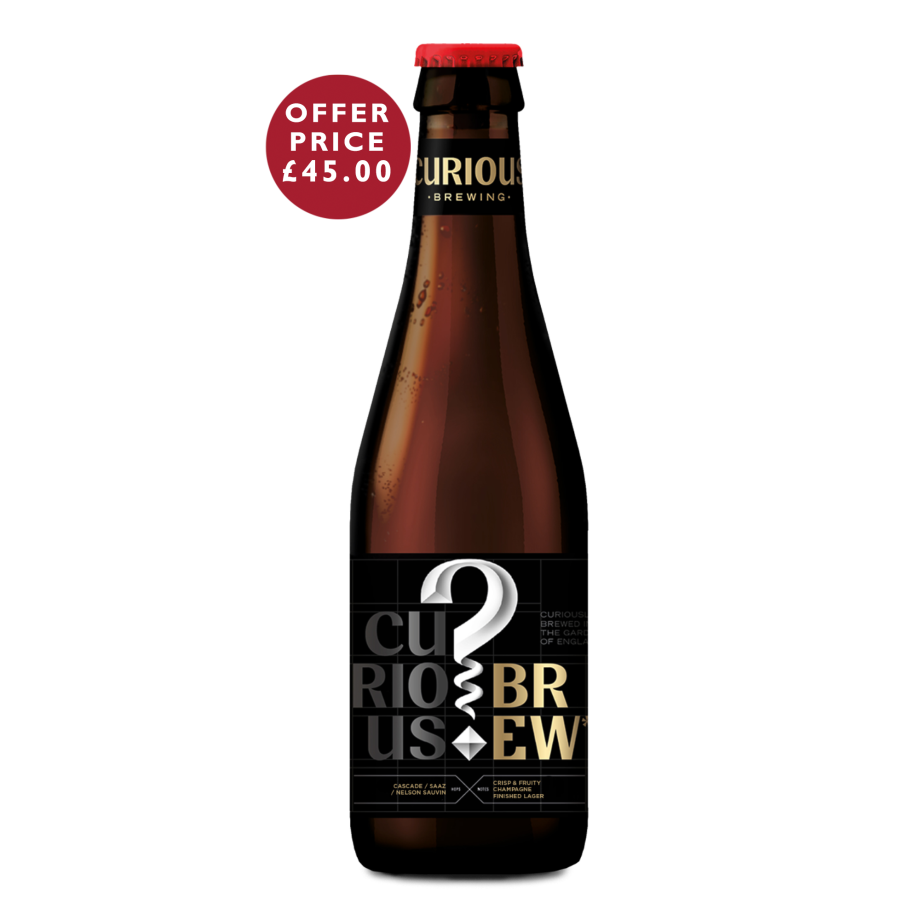 Curious Brew 24btl Case
