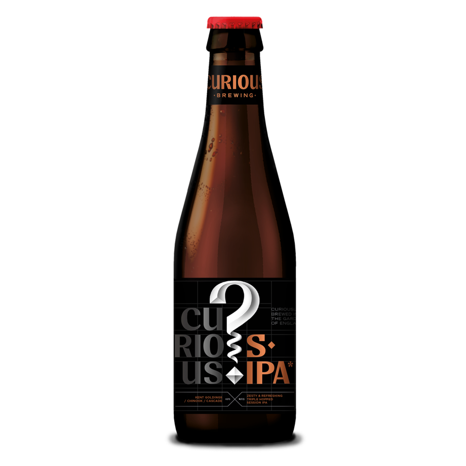 Curious Session IPA 24btl Case