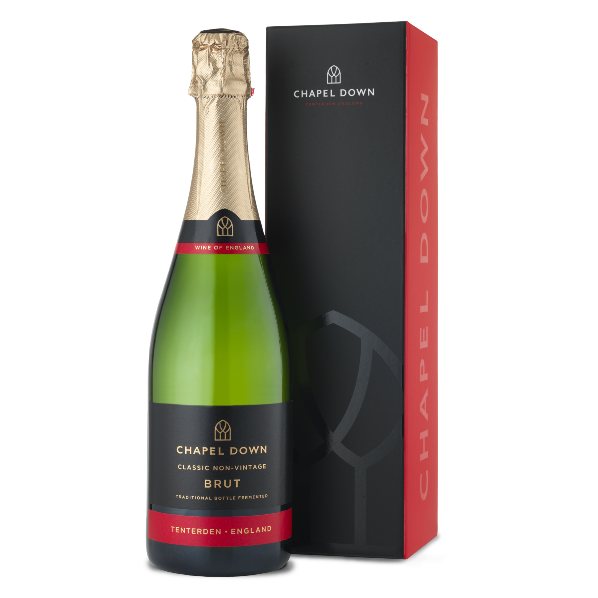 Classic Non-Vintage Brut and Gift Box