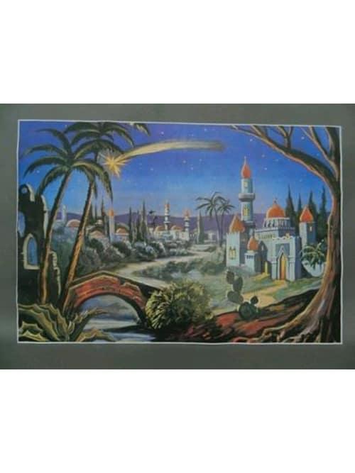 FONDALE ARABO ASSORTITO - Cm. 70 x 100