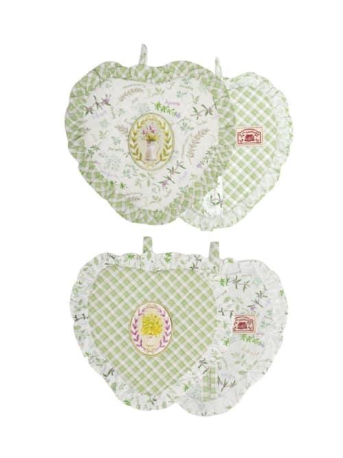 Angelica Home & Country PRESINA CUORE ORTO BOTANICO - In due varianti