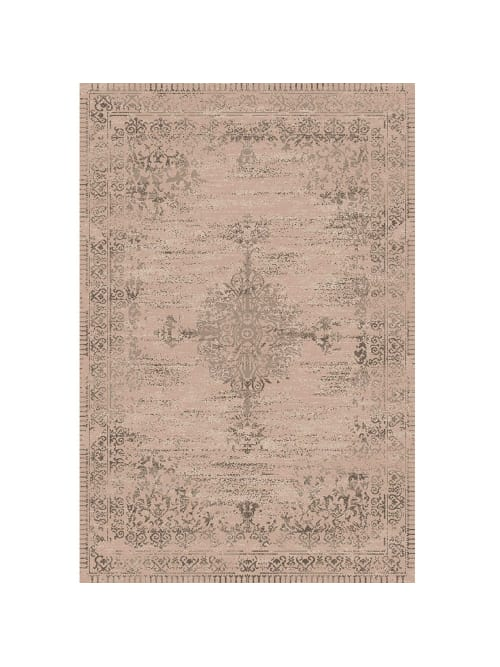 Angelica Home & Country tappeto Compass dusty rose