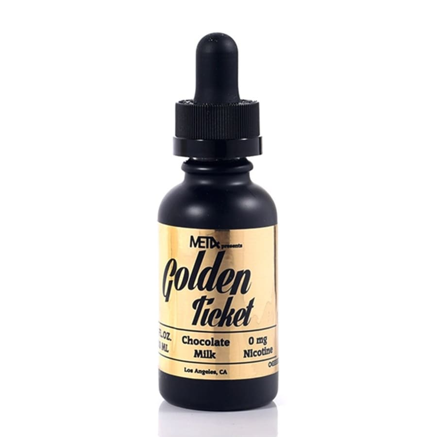 Golden Ticket E-liquid by Met4 - 30ml