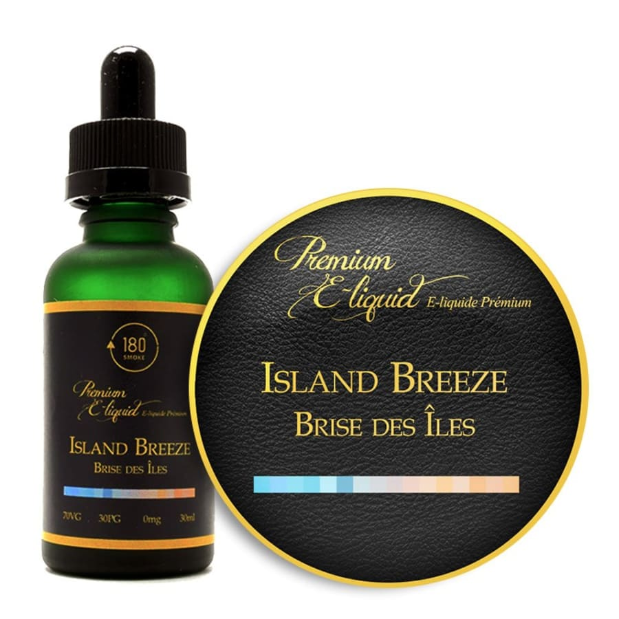 Island Breeze Premium E-Liquid - 30ml