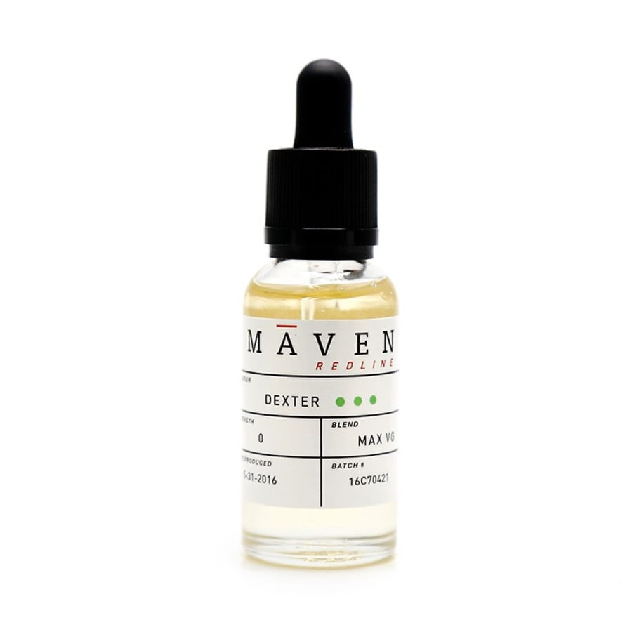 Dexter E-Liquid by Maven - 30ml