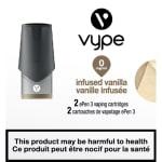 Vype ePen 3 Infused Vanilla Cartridges (2pk)