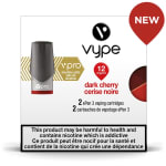 Vype ePen 3 Dark Cherry Cartridges 2pk (vPro 12mg)