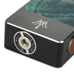 Woody Vapes Stabilized Wood X200 TC Box MOD - BLACK