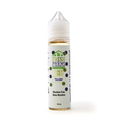 Sour Chew by Fresh Farms E-Liquid (60mL)