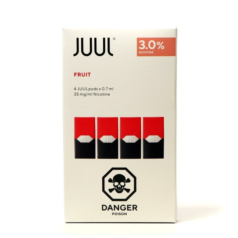 Fruit Juul Pods 4pk - 3%