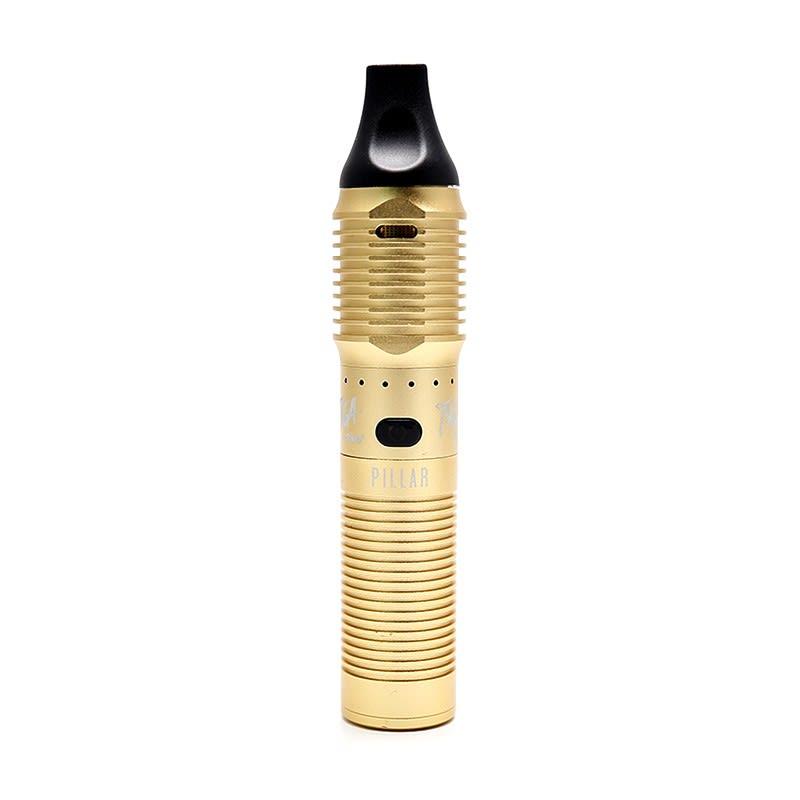 Atmos Tyga Shine Pillar Kit Vaporizer - Gold