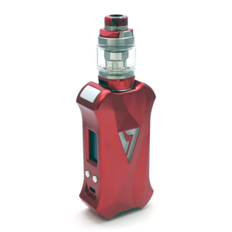 Desire X-Mini Kit 2.0 with Bulldog Tank - RED