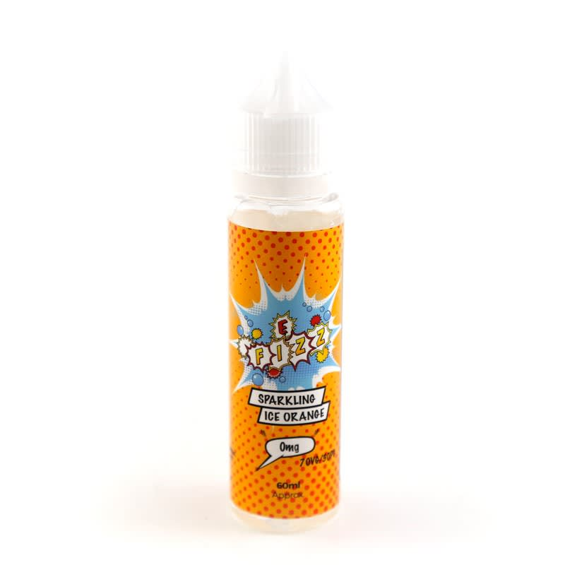 Sparkling Ice Orange E-Liquid by The Great British Vape Company - 60mL