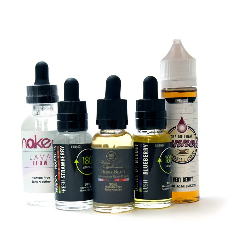 Berry Flavours - Discount Eliquid