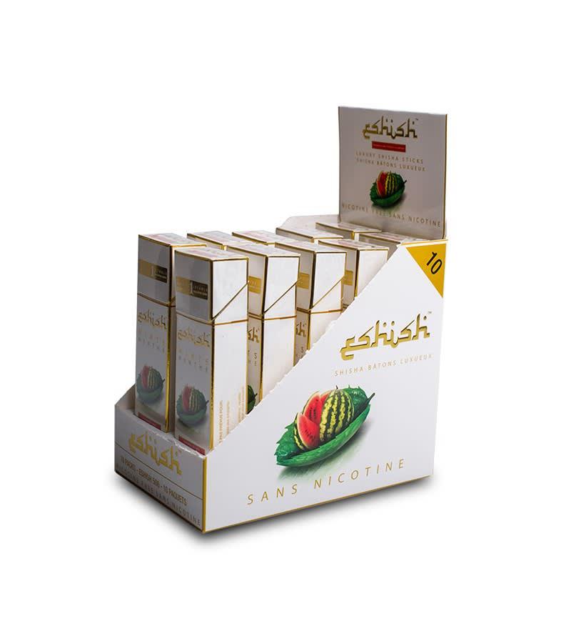 Eshish - Grape Flavour - 10-Pack