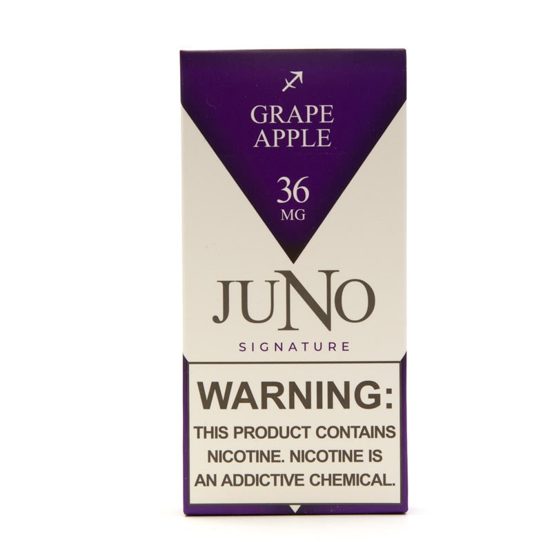 Signature Collection Juno Pods: Sagittarius - Grape Apple (4pk)
