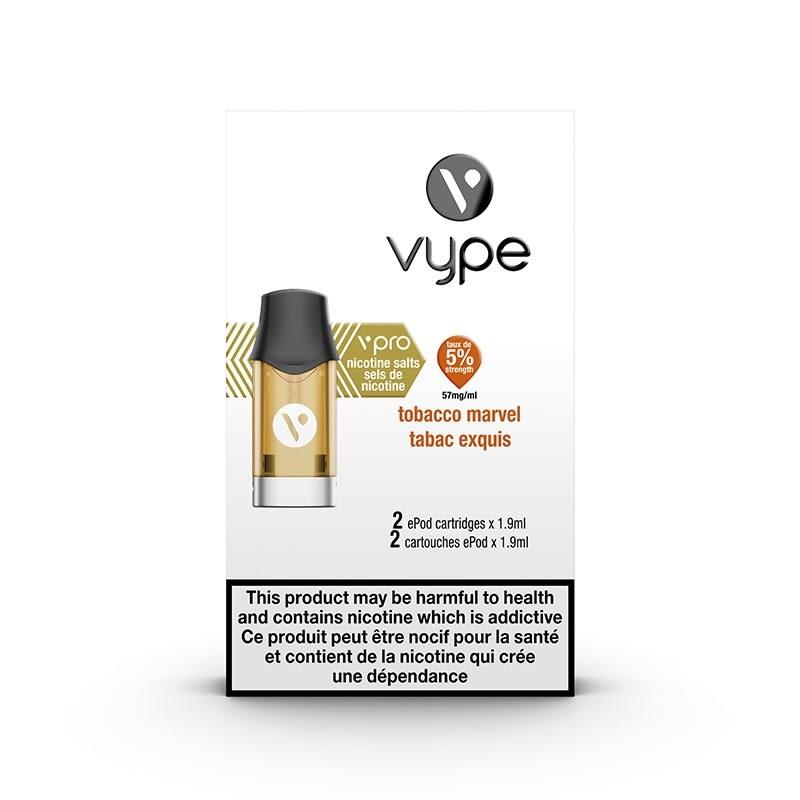 Vype ePod vPro Pod - Tobacco Marvel (2pk)
