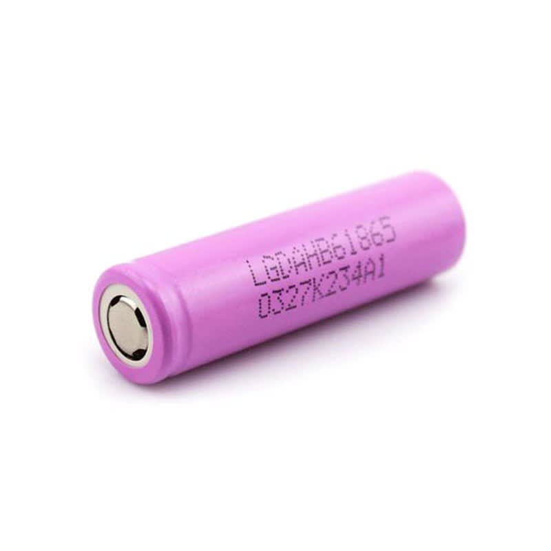 LG 18650 HB6 : 1500mAh – 30A - vapesaigon391