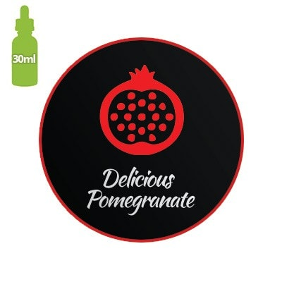 Delicious Pomegranate - Nicovap E-Liquid 30ml