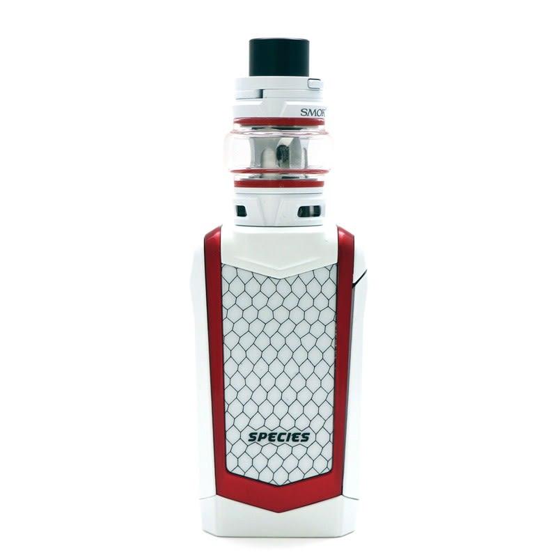 SMOK Species 230W TC Kit with TFV8 Baby V2 - White/Red