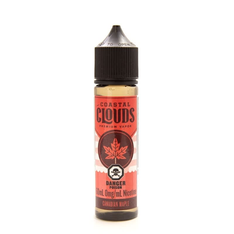 Canadian Maple E-Juice by Coastal Clouds - 60mL