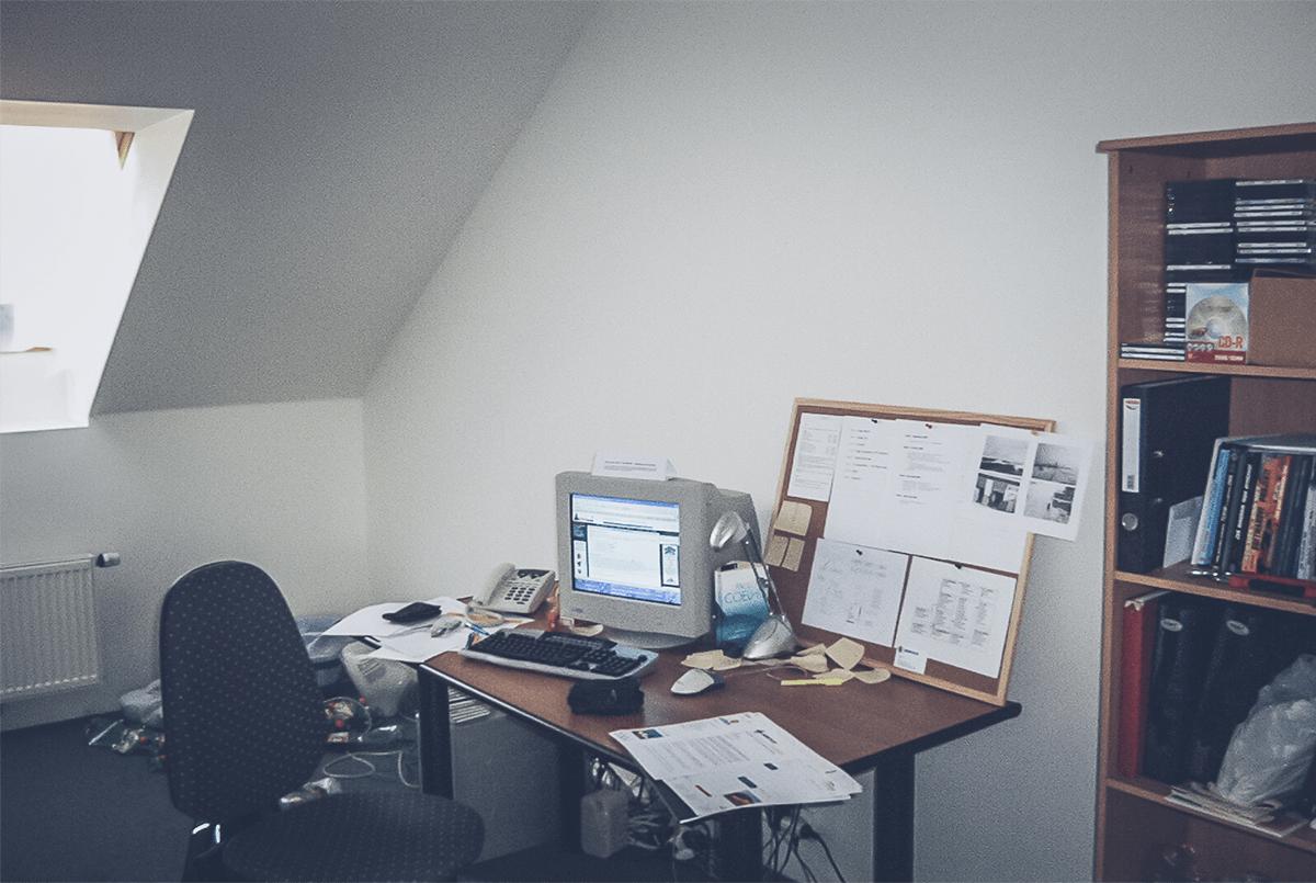 Petr Palas's Office (2004)
