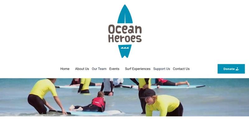 Ocean Heroes