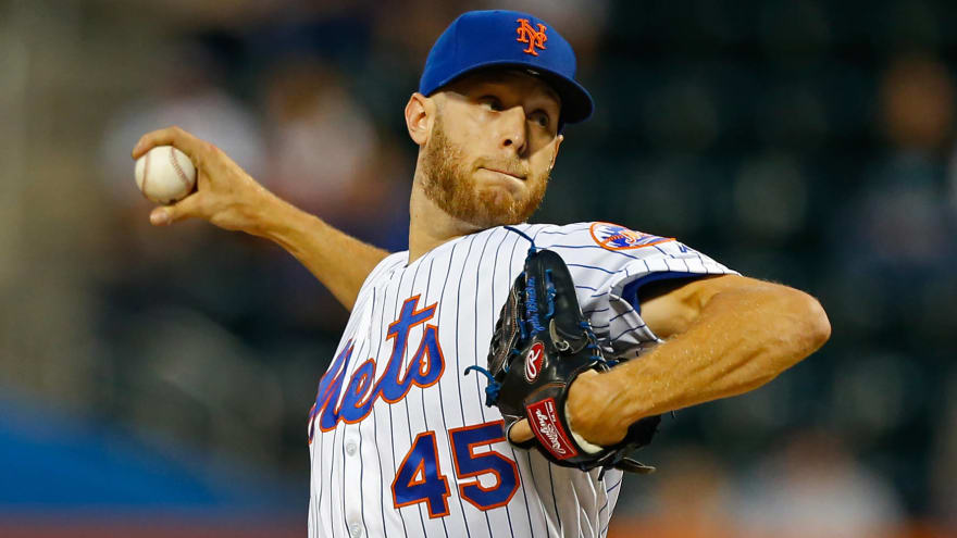 Zack Wheeler signs five-year, $118M contract with Phillies