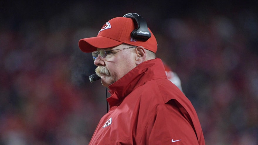Distasteful comments on Andy Reid are reminders of a family's pain from addiction