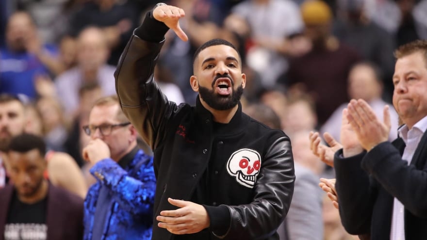 1be4ea783 Milwaukee radio station bans Drake music during Bucks-Raptors series ...