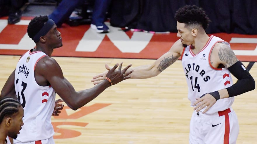 Raptors roar: Winners and losers from Game 1 of the NBA Finals