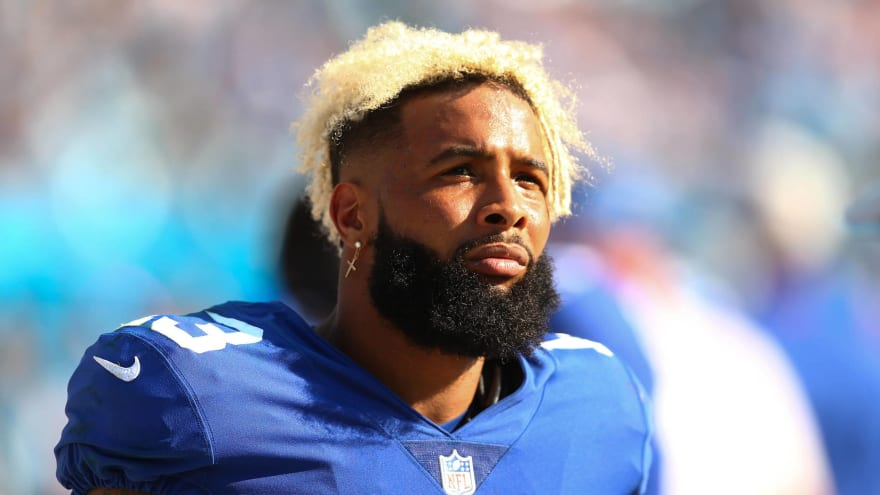premium selection 5c0ae e99ac Report: Giants not actively shopping Odell Beckham Jr ...