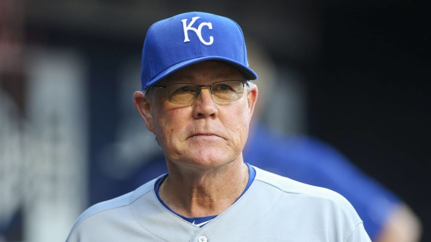 Ned Yost to retire as Royals manager at season's end
