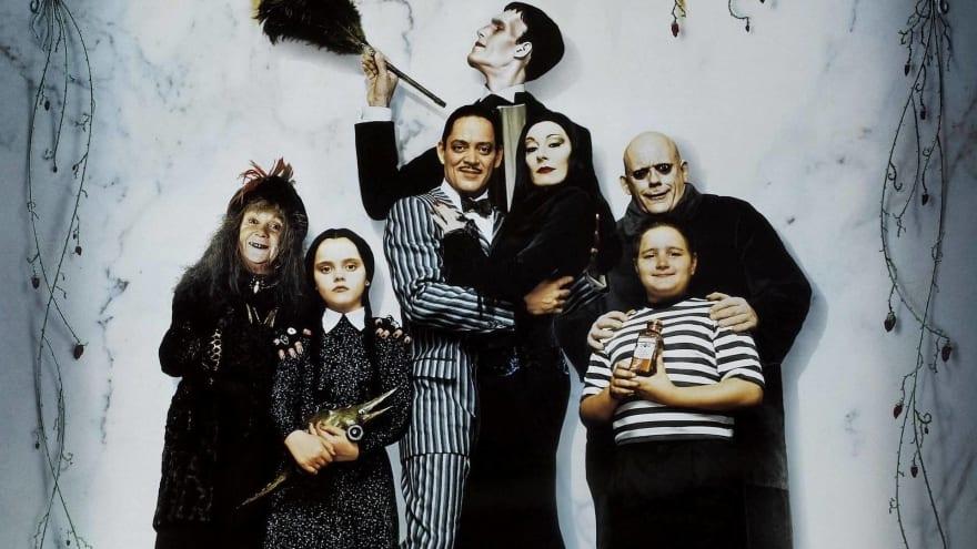 Ranking all the 'Addams Family' adaptations