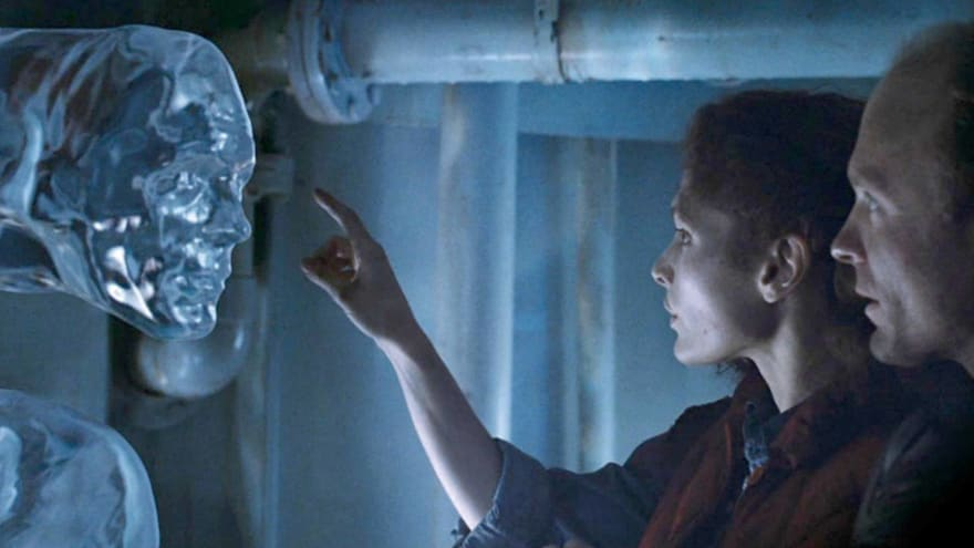 """How James Cameron found himself at the bottom of """"The Abyss"""""""