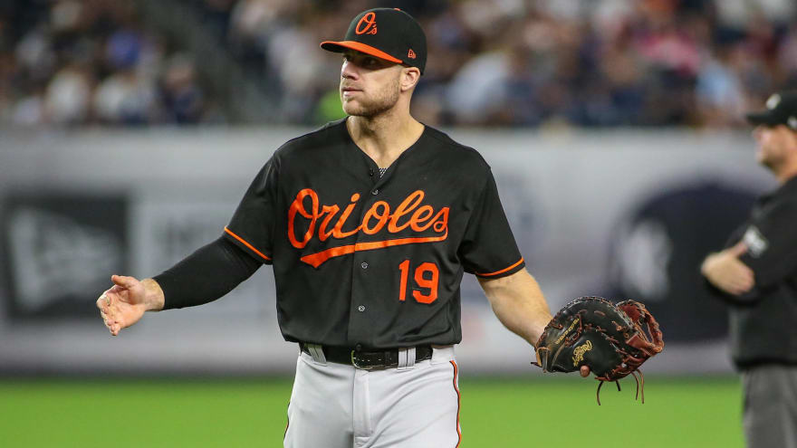 Chris Davis has worst single-season batting average in MLB history