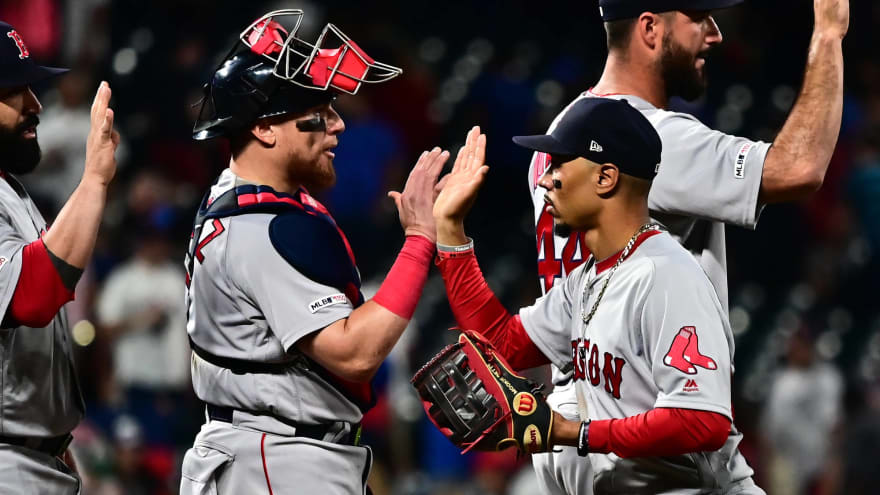 Can the Red Sox mount a late-season comeback?