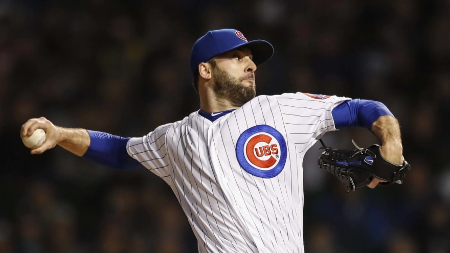 differently a1c6e 69131 Cubs officially shut down Brandon Morrow for season | Yardbarker